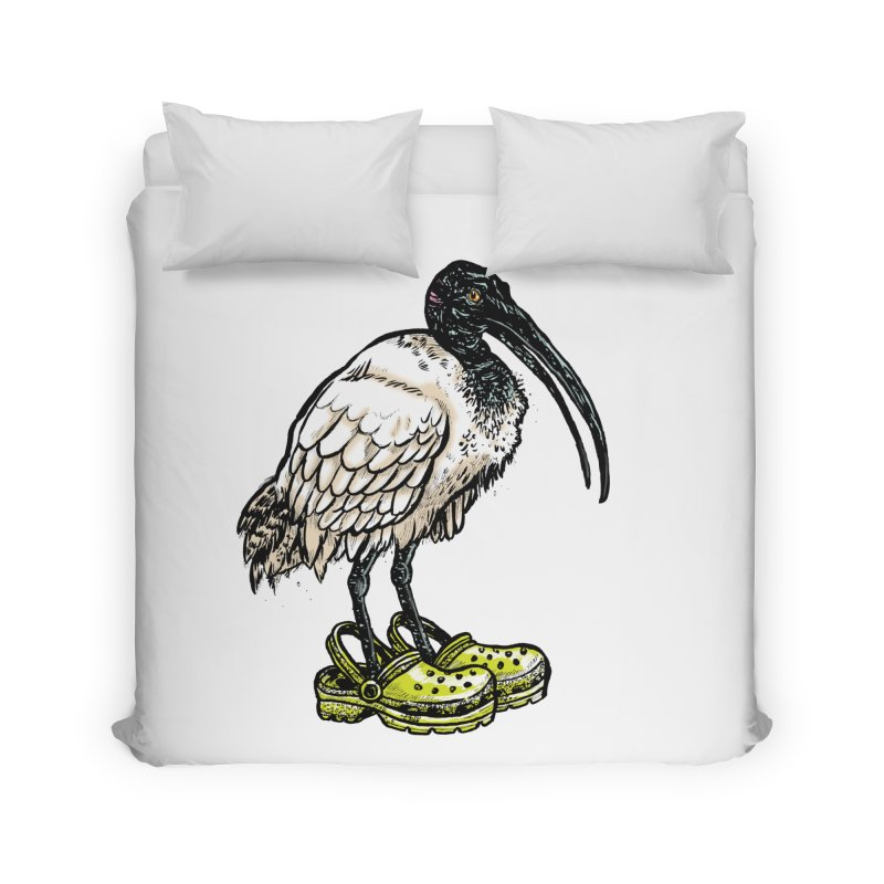Ibis Home Duvet by Simon Christopher Greiner