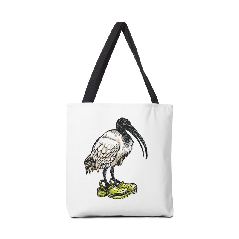 Ibis Accessories Tote Bag Bag by Simon Christopher Greiner