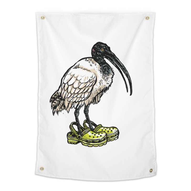 Ibis Home Tapestry by Simon Christopher Greiner