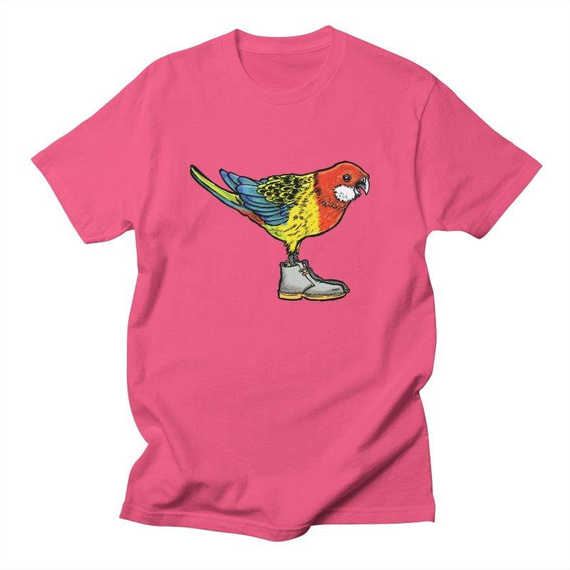 Rosella Women's Unisex T-Shirt by Simon Christopher Greiner