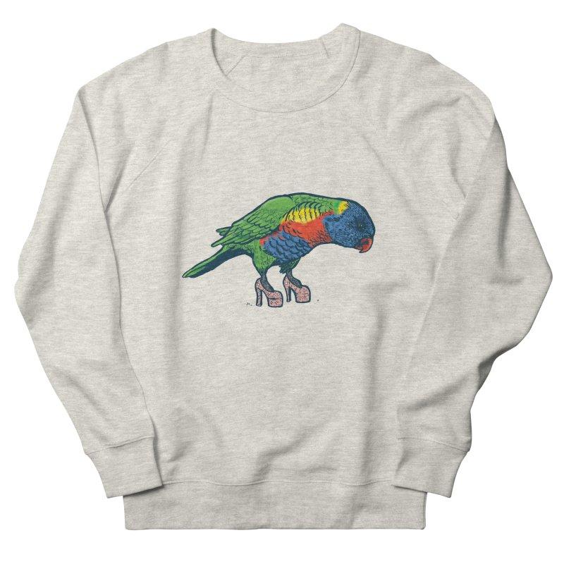 Lorikeet Women's Sweatshirt by Simon Christopher Greiner