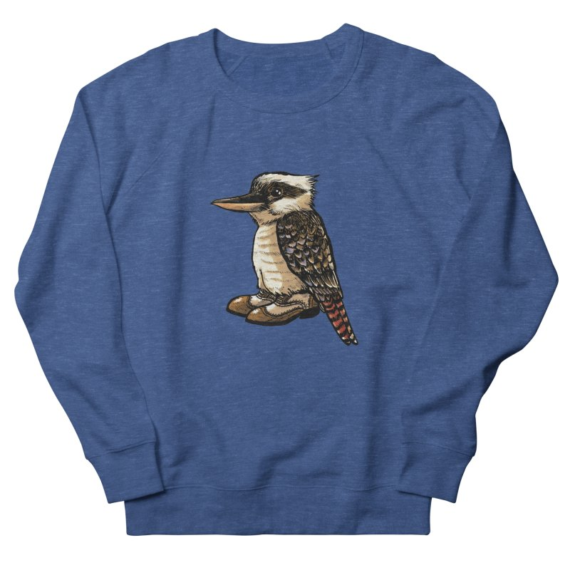 Kookaburra Women's Sweatshirt by Simon Christopher Greiner