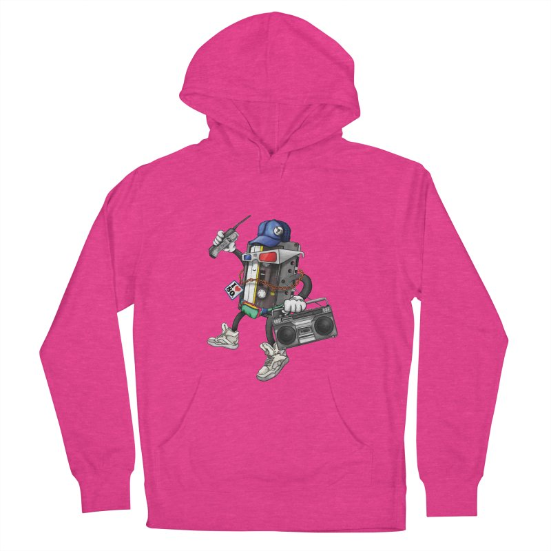 I Am The 80s Women's Pullover Hoody by simonthegreat's Artist Shop