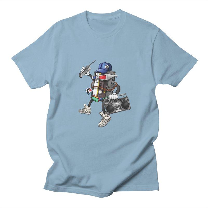 I Am The 80s Men's T-shirt by simonthegreat's Artist Shop