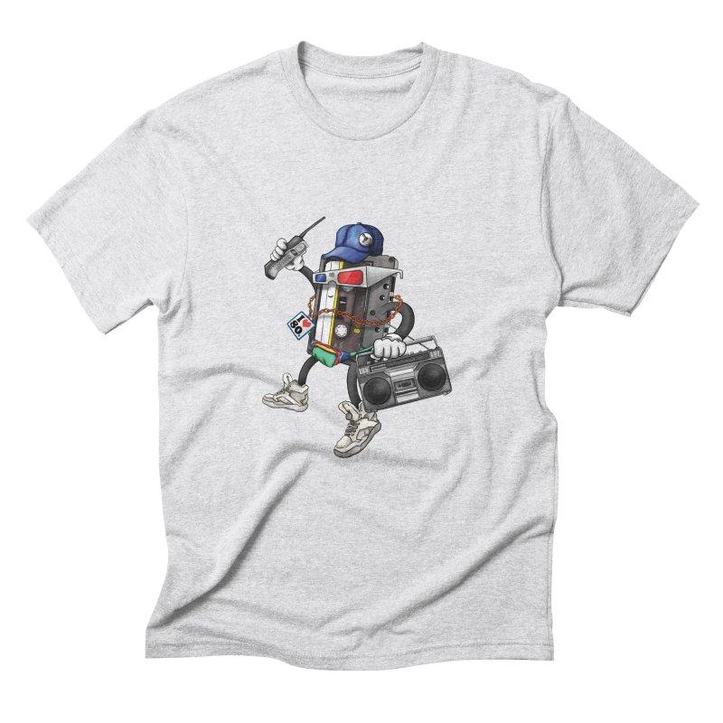 I Am The 80s Men's Triblend T-Shirt by simonthegreat's Artist Shop