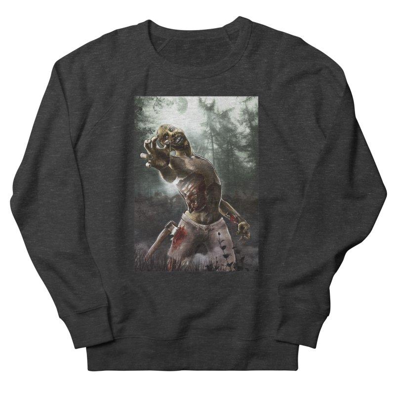 Zombie Walkers of The Living Dead Women's Sweatshirt by simonthegreat's Artist Shop
