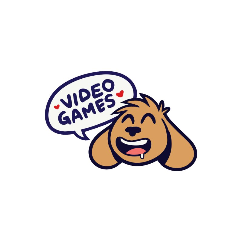 Weirdogs - Videogames <3 Accessories Sticker by simonwl's Artist Shop