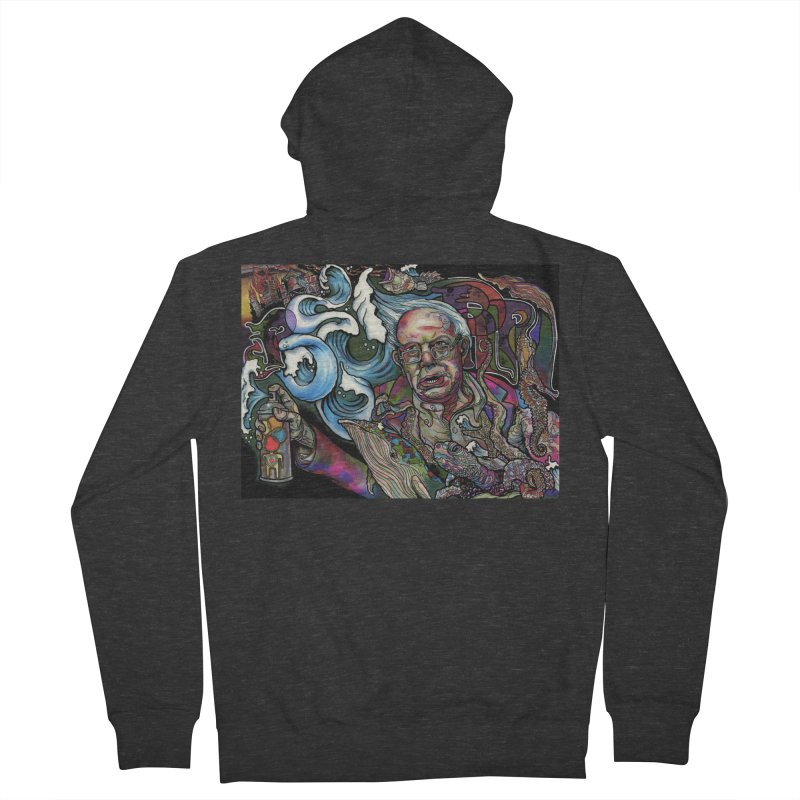 Water Berner Sand Creatures Men's French Terry Zip-Up Hoody by simpleheady's Shop