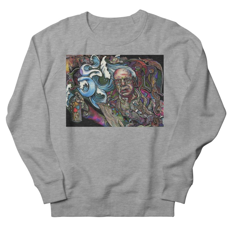 Water Berner Sand Creatures Women's French Terry Sweatshirt by simpleheady's Shop