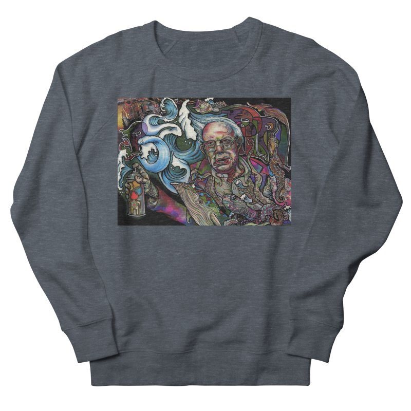 Water Berner Sand Creatures Men's French Terry Sweatshirt by simpleheady's Shop