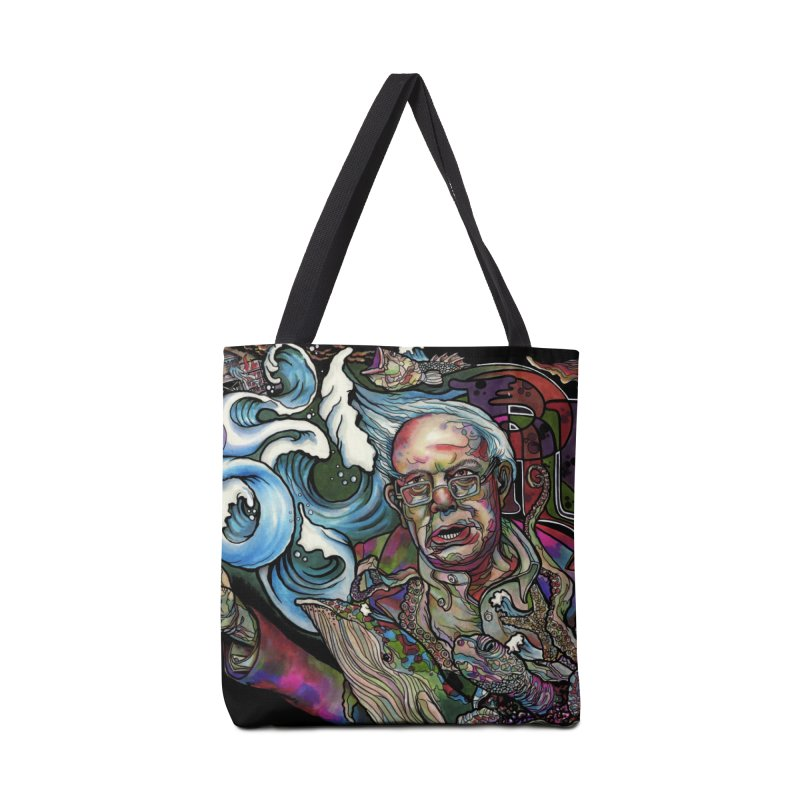 Water Berner Sand Creatures Accessories Tote Bag Bag by simpleheady's Shop