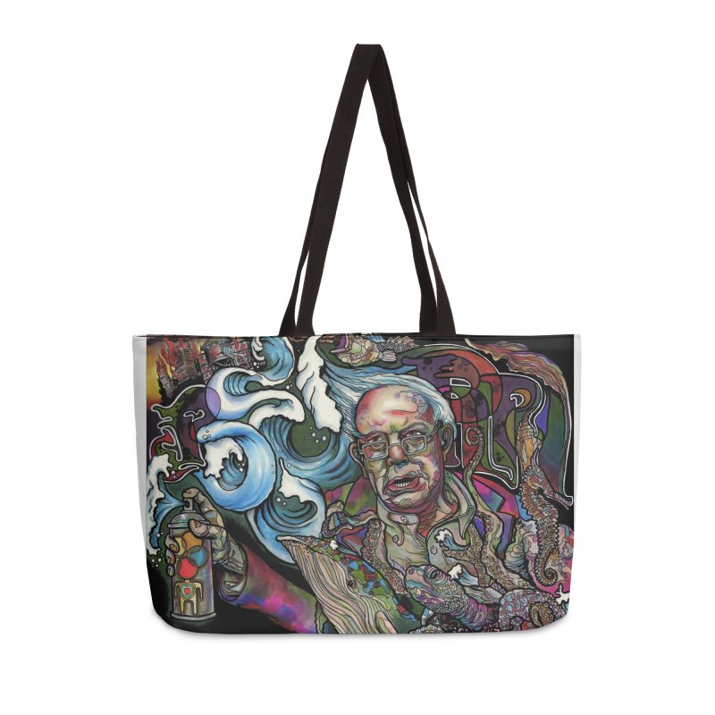Water Berner Sand Creatures Accessories Bag by simpleheady's Shop