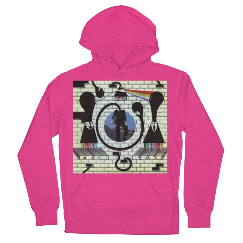 Pinky and the Floyd Brain Damage Women's French Terry Pullover Hoody by simpleheady's Shop