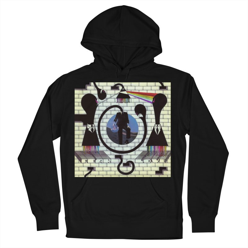 Pinky and the Floyd Brain Damage Men's French Terry Pullover Hoody by simpleheady's Shop