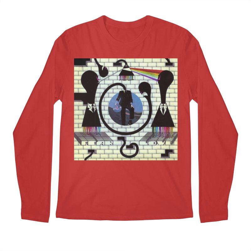 Pinky and the Floyd Brain Damage Men's Regular Longsleeve T-Shirt by simpleheady's Shop