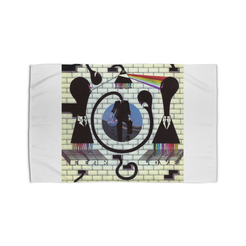Pinky and the Floyd Brain Damage Home Rug by simpleheady's Shop