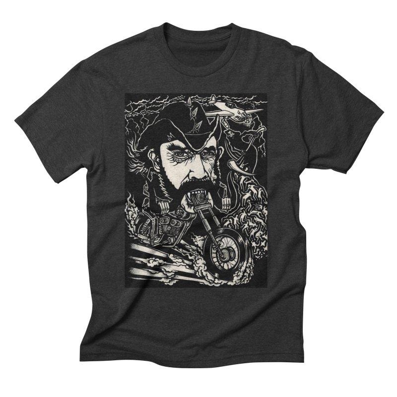Lemmy Men's T-Shirt by simpleheady's Shop
