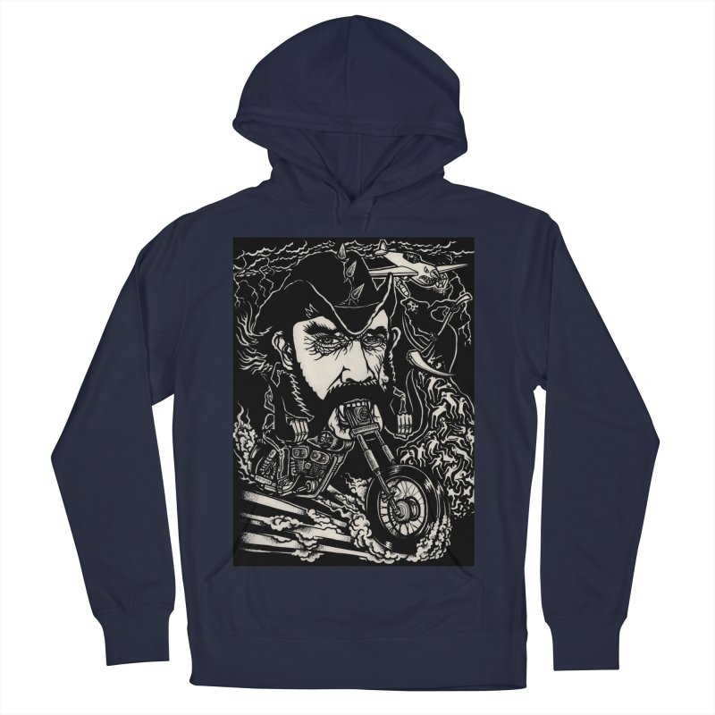 Lemmy Women's French Terry Pullover Hoody by simpleheady's Shop