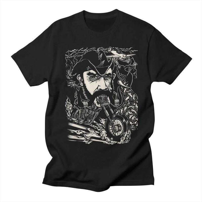 Lemmy Women's Regular Unisex T-Shirt by simpleheady's Shop