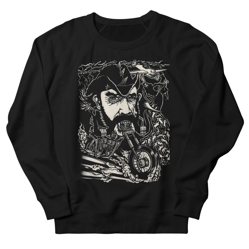 Lemmy Women's French Terry Sweatshirt by simpleheady's Shop
