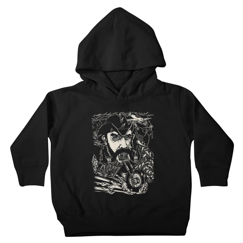 Lemmy Kids Toddler Pullover Hoody by simpleheady's Shop