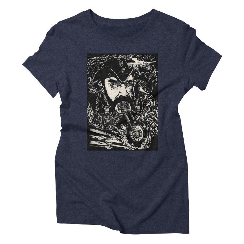 Lemmy Women's T-Shirt by simpleheady's Shop