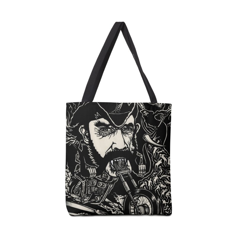 Lemmy Accessories Bag by simpleheady's Shop