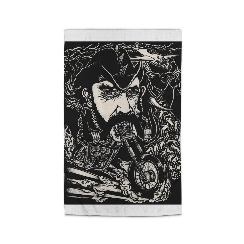 Lemmy Home Rug by simpleheady's Shop
