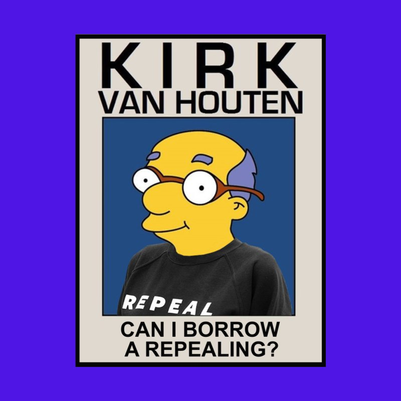 Can I Borrow a Repealing? by simpsonsforrepeal's Artist Shop