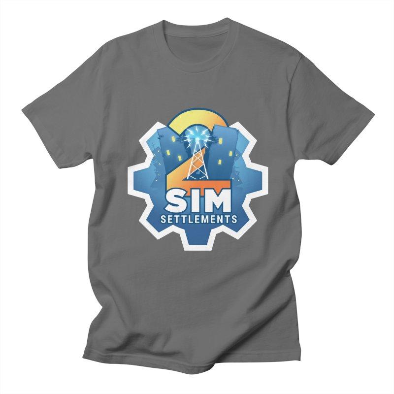 Sim Settlements 2 Shirts Men's T-Shirt by Sim Settlements Shop