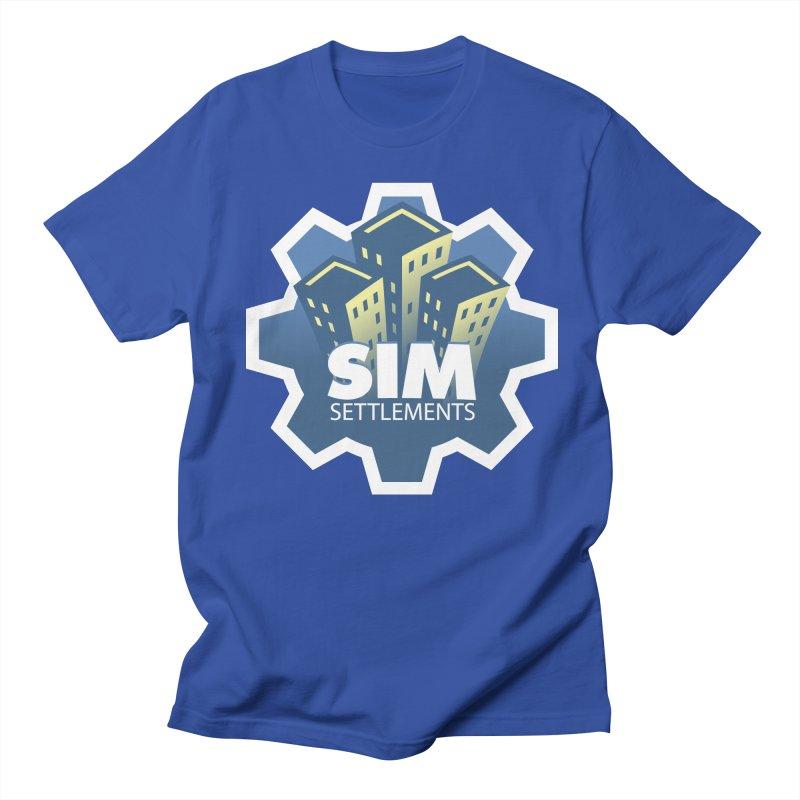 Sim Settlements Logo Women's Regular Unisex T-Shirt by Sim Settlements Shop