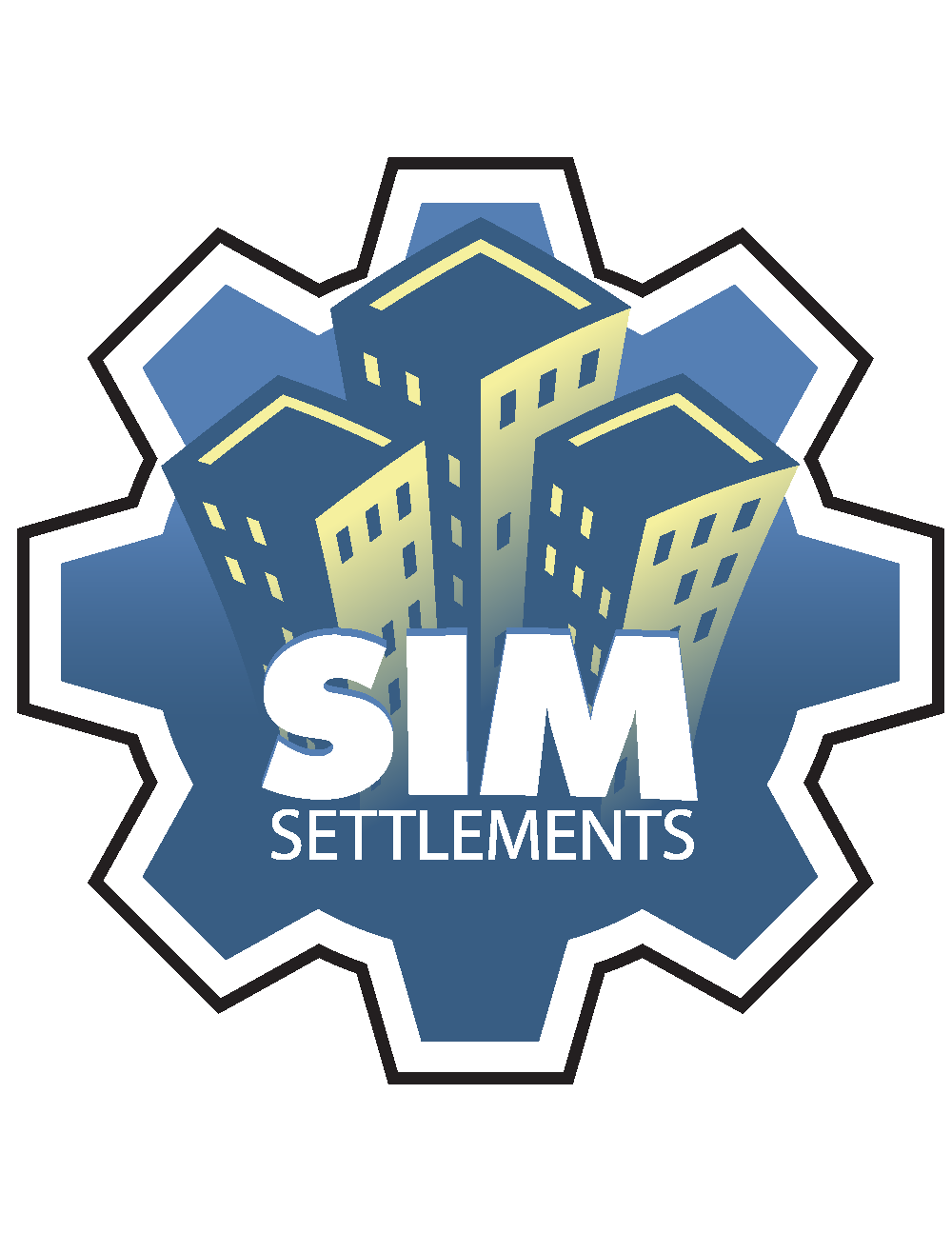 Sim Settlements Shop Logo