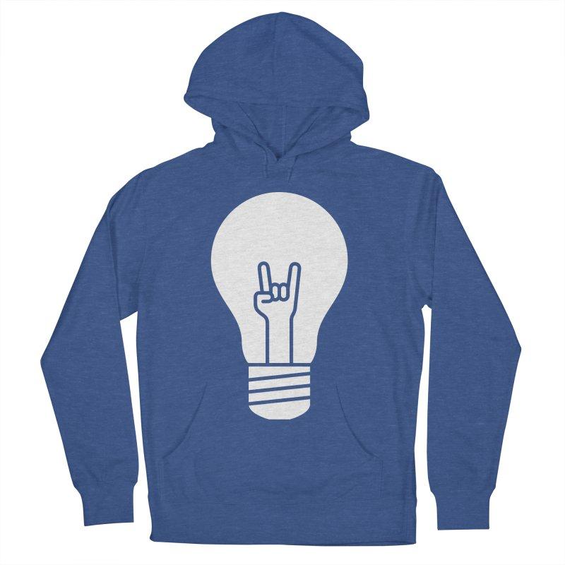 Idea Rocks Women's Pullover Hoody by siniz's Artist Shop