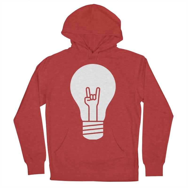 Idea Rocks Men's Pullover Hoody by siniz's Artist Shop