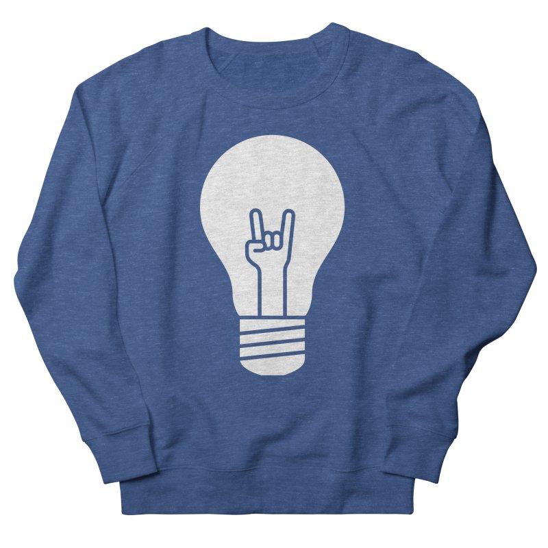 Idea Rocks Men's Sweatshirt by siniz's Artist Shop