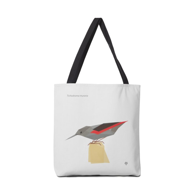 Wallcreeper Accessories Bag by Sin Remite Artist Shop
