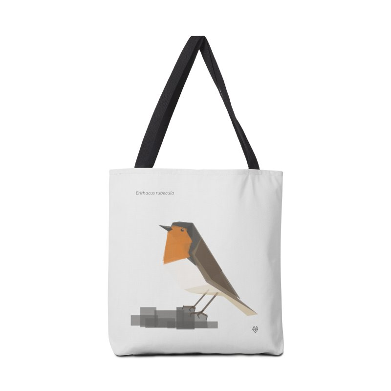 Robin Accessories Tote Bag Bag by Sin Remite Artist Shop