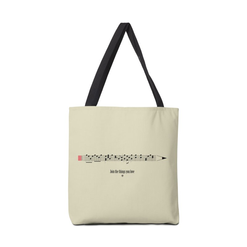 Join the things you love Accessories Tote Bag Bag by Sin Remite Artist Shop
