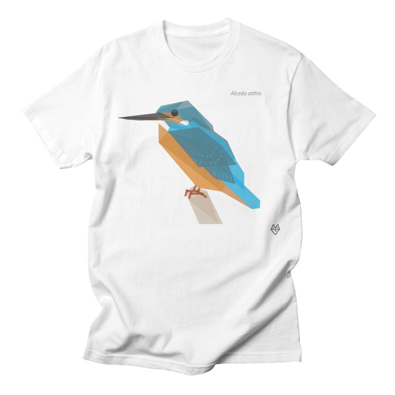 Kingfisher Men's T-shirt by Sin Remite Artist Shop