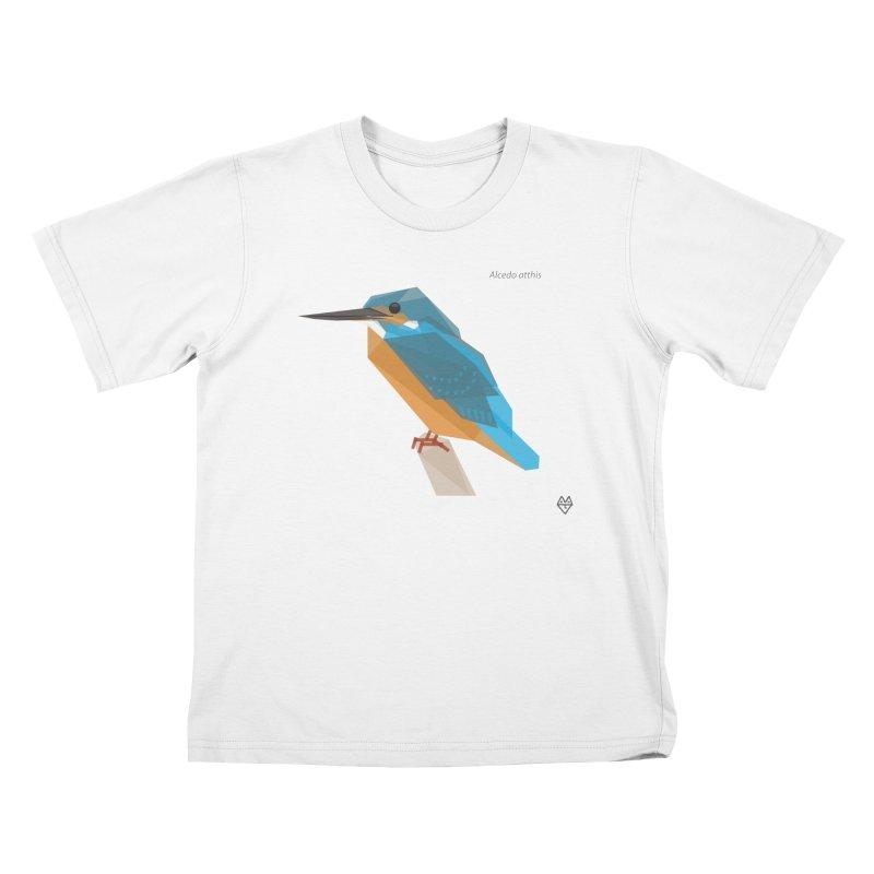 Kingfisher Kids T-shirt by Sin Remite Artist Shop