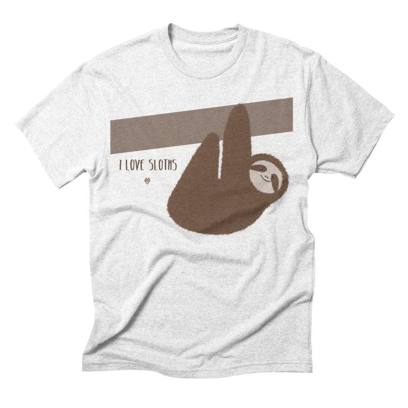 Sloth love   by Sin Remite Artist Shop