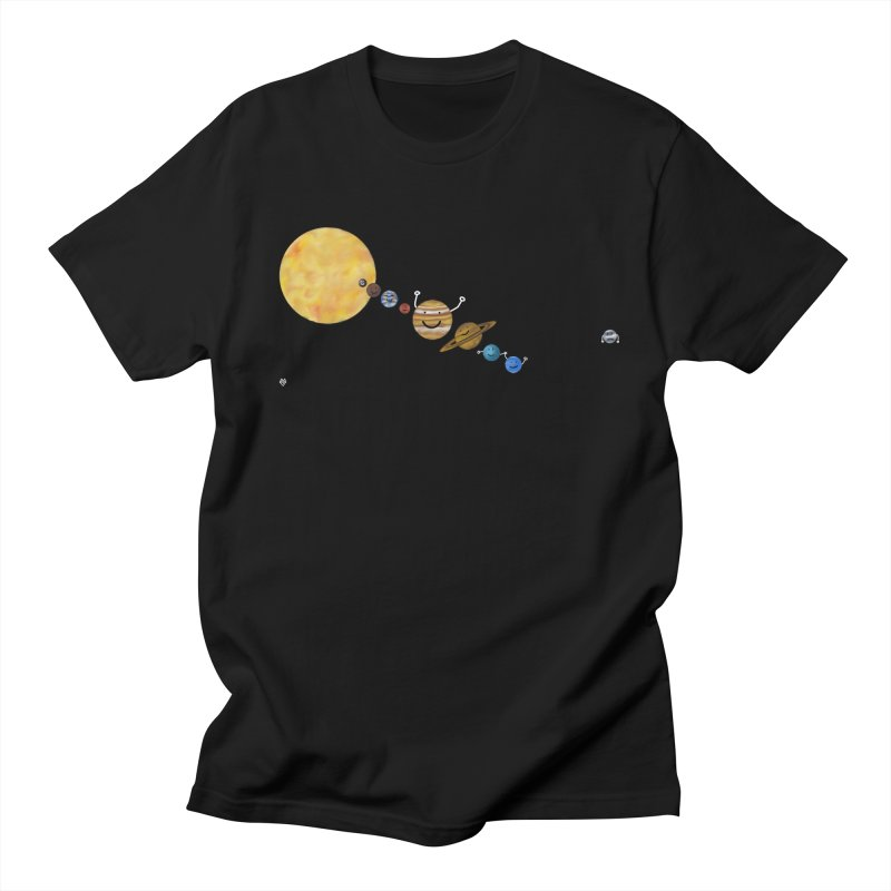 Pluto Men's T-shirt by Sin Remite Artist Shop