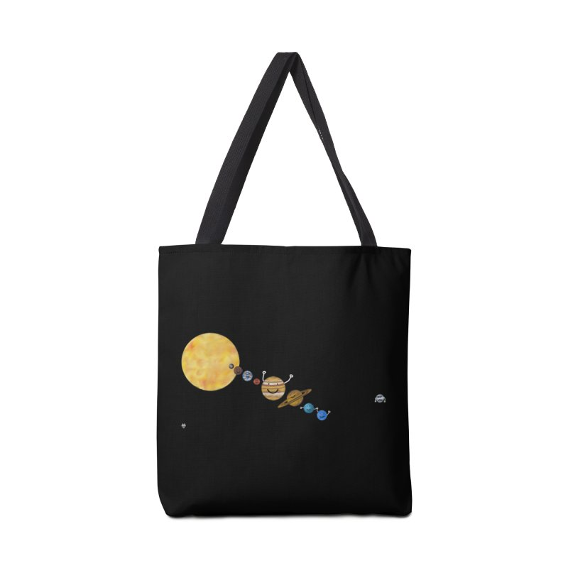 Pluto Accessories Tote Bag Bag by Sin Remite Artist Shop