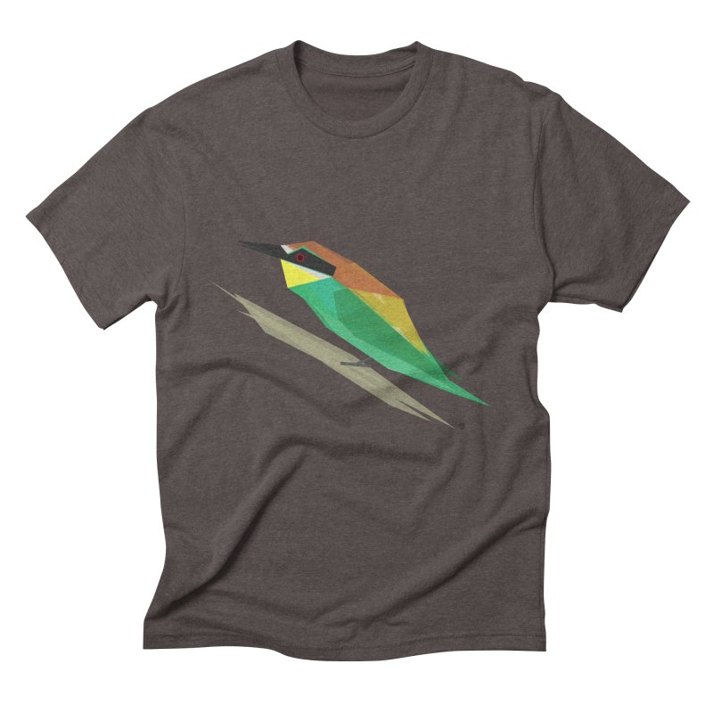 bee-eater Men's Triblend T-Shirt by Sin Remite Artist Shop
