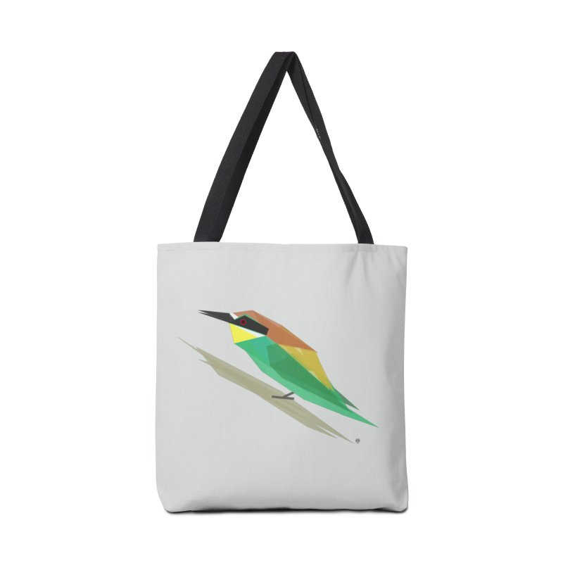 bee-eater Accessories Bag by Sin Remite Artist Shop