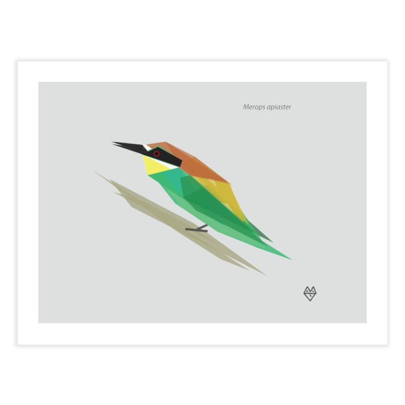 bee-eater Home Fine Art Print by Sin Remite Artist Shop