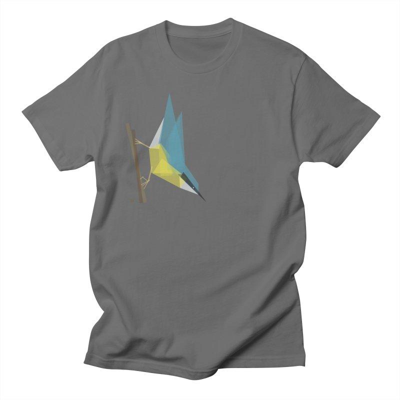 Nuthatch Men's T-Shirt by Sin Remite Artist Shop
