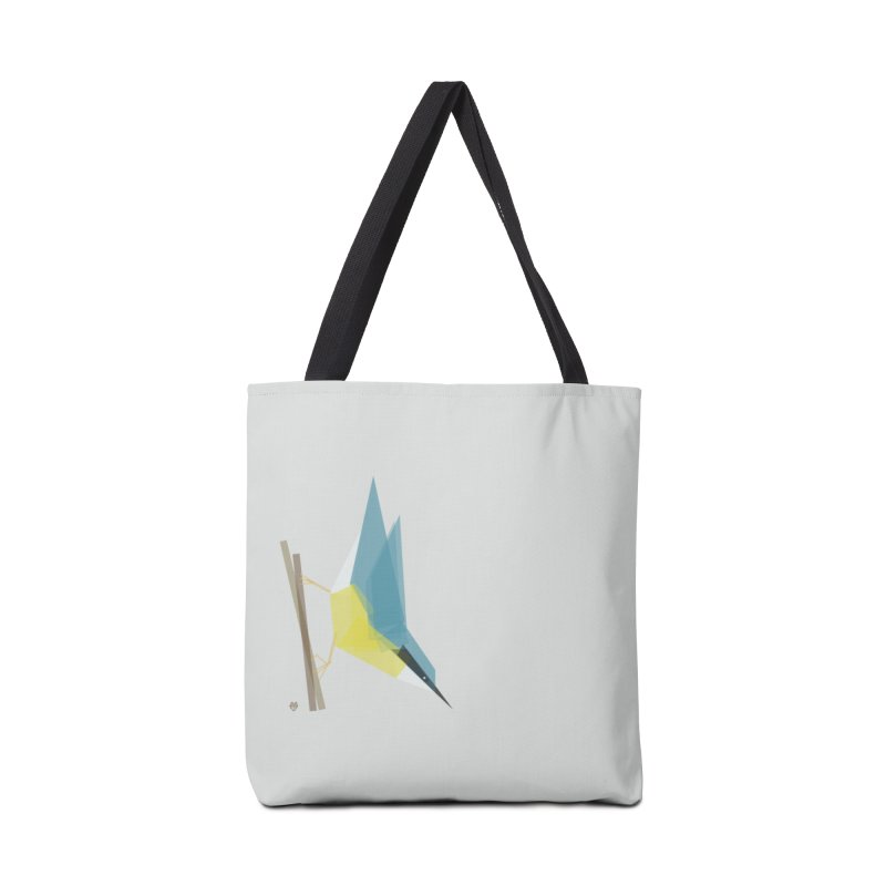 Nuthatch Accessories Tote Bag Bag by Sin Remite Artist Shop