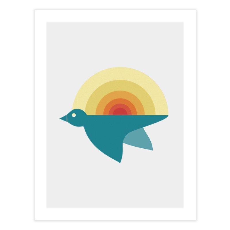 Pájaro Sunrise Home Fine Art Print by Sin Remite Artist Shop