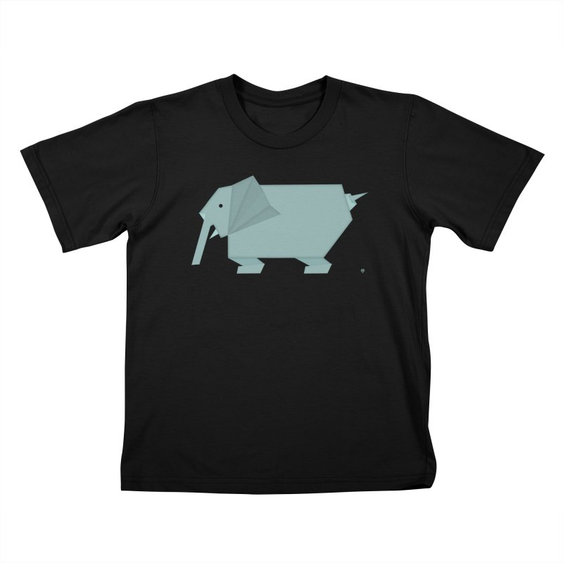 elephant Kids T-Shirt by Sin Remite Artist Shop